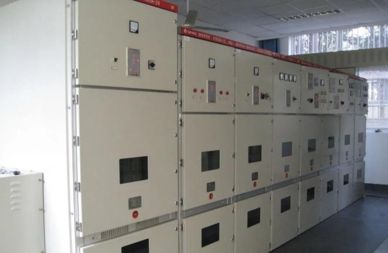 配电电力变压器选择资料下载-工厂供配电系统构成布置及配电负荷计算方法