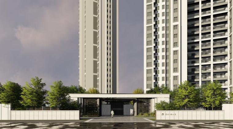 [福建]知名地产滨水住宅景观方案设计