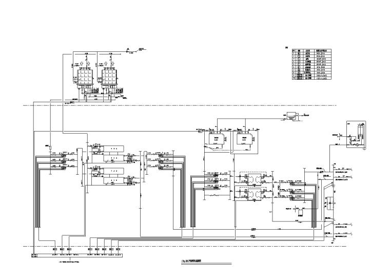 大型会议中心强弱电电气施工图