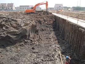 房建项目工程土方开挖专项施工方案
