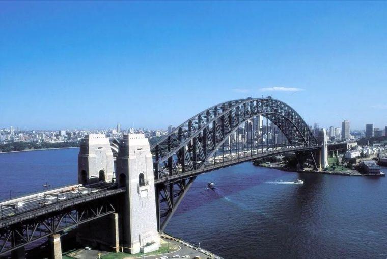 [钢结构·桥梁]国内外异形拱桥大赏