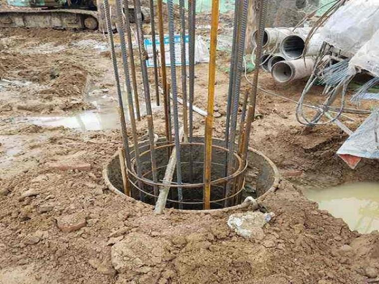 桥梁钻孔桩灌注混凝土施工方案