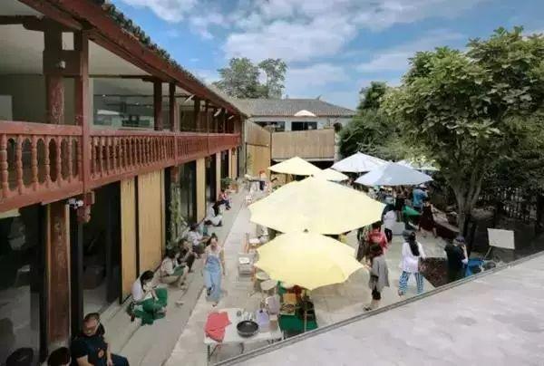 案例:6个中国最美的乡村改造项目