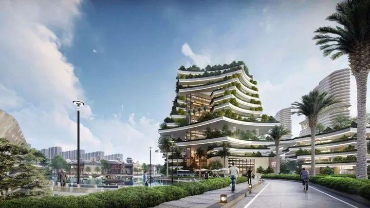 华侨城欢乐海岸项目