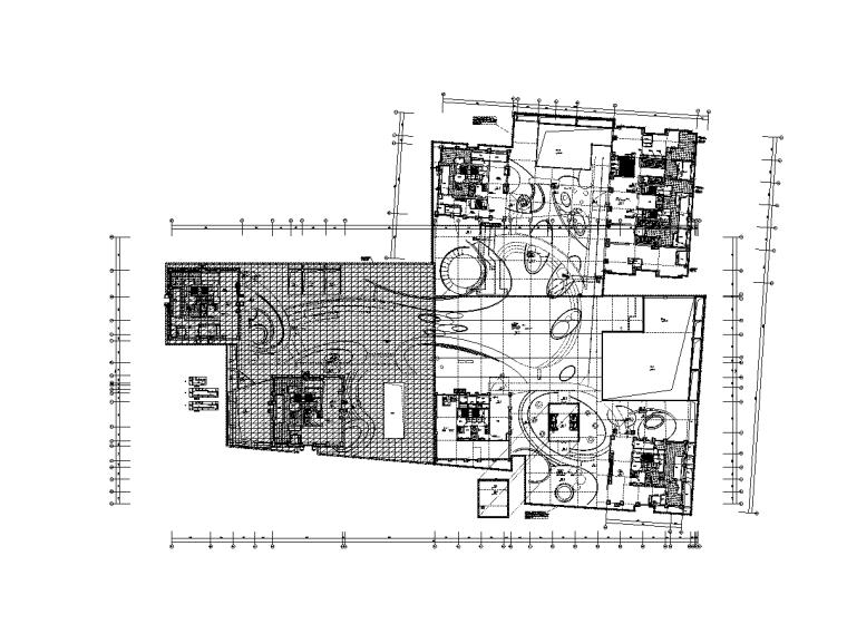 广东超高层商业裙房机电施工图(2020)