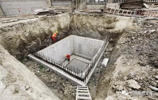 沉井施工安全交底