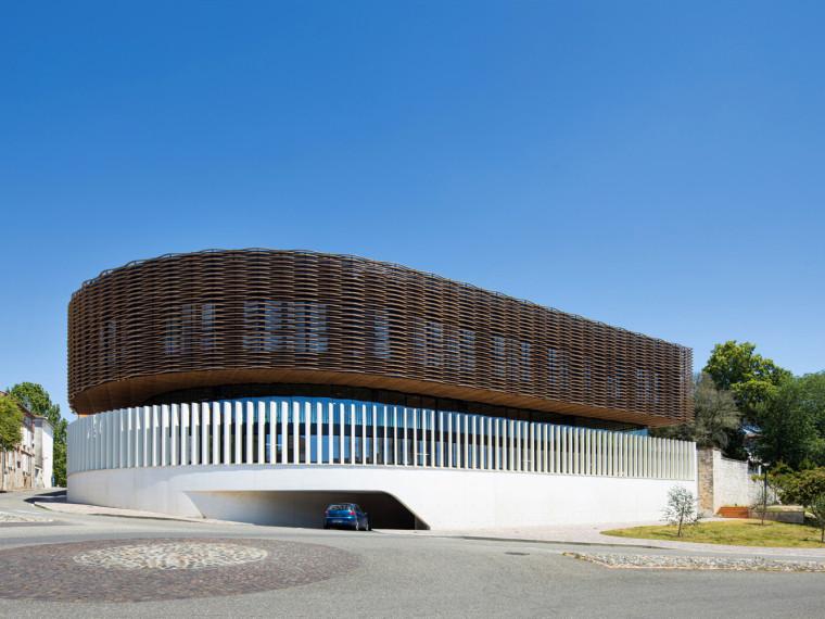 法国达勒斯社区总部总部