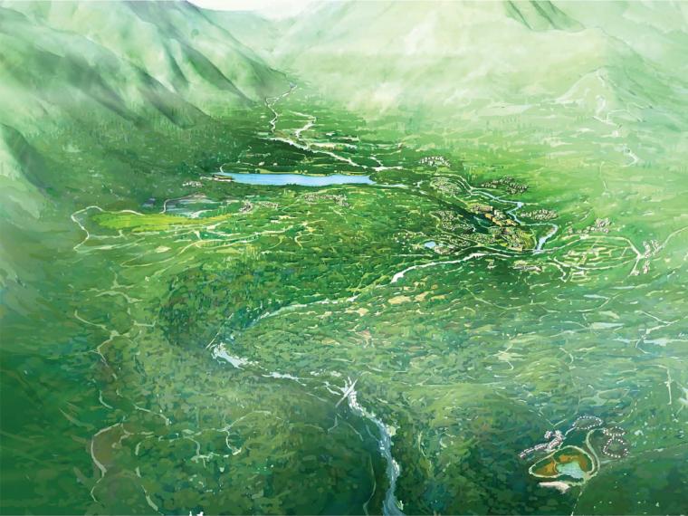 [四川]国家森林公园概念规划方案