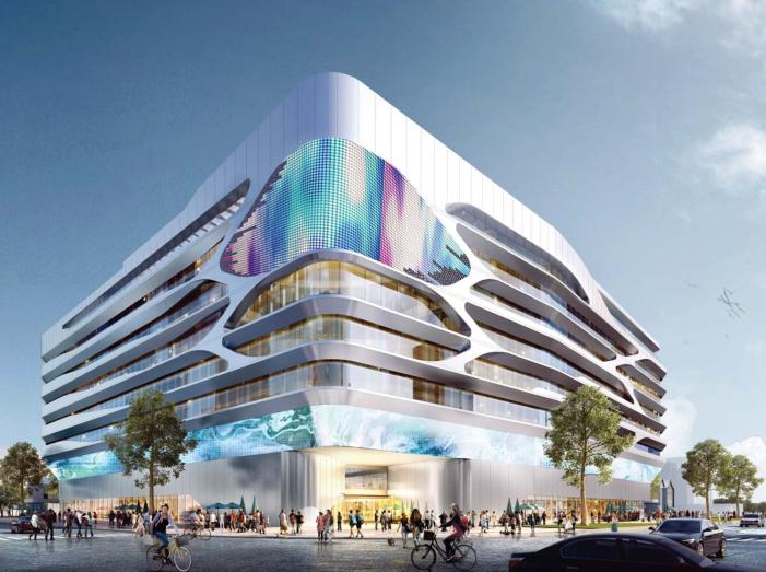 南京城东商业综合体项目概念方案文本
