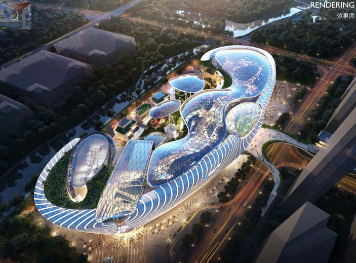 苏州高铁新城商业综合体概念方案文本