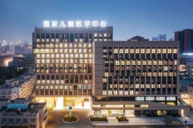 上海儿童医学中心医疗综合楼