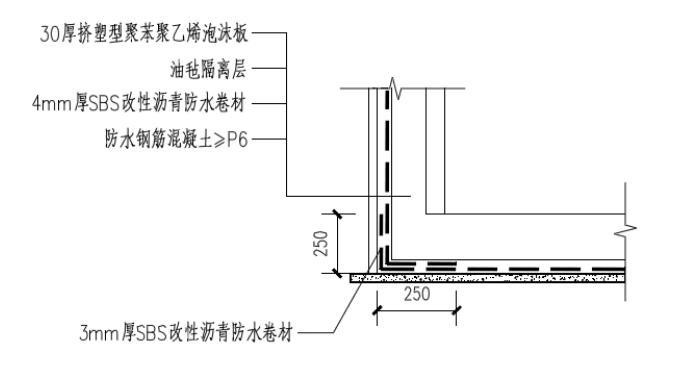 [石家庄]城市地下空间防水施工专项方案