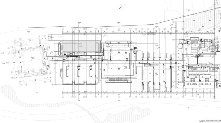 知名院丨青岛艺术区美术馆及工作室电气图纸