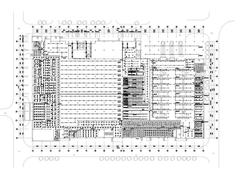 [南昌]能源厂房电气竣工图(含电力设计)