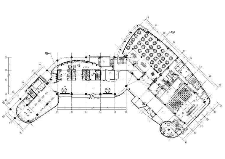 [河北]现代23层出版社集团办公楼设计施工图