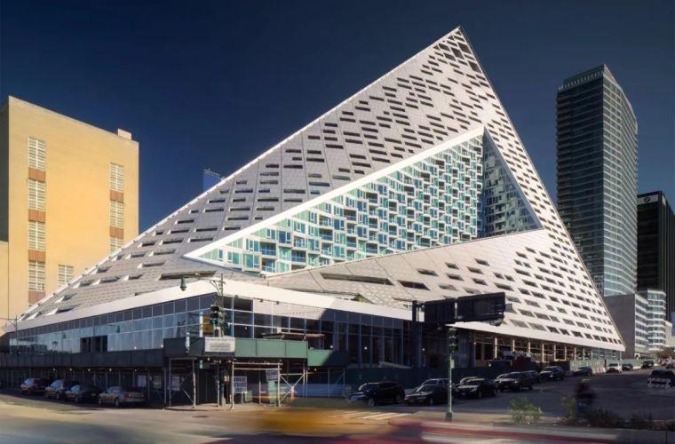 ingenhoven建筑事务所资料下载-纽约最佳建筑事务所TOP25
