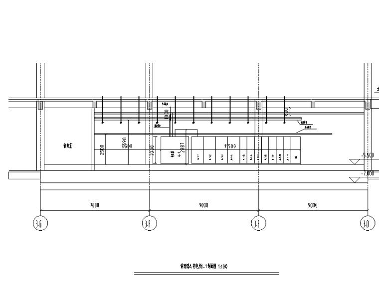 2016年体育场室外工程CAD图