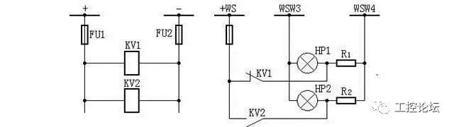二次回路接线要求资料下载-高压电气二次回路原理图及讲解