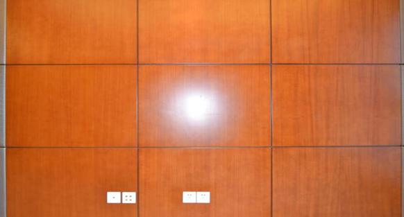 33 木饰面墙面