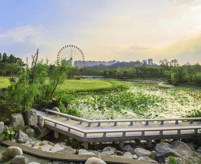 水景──人工湖、溪流与驳岸设计