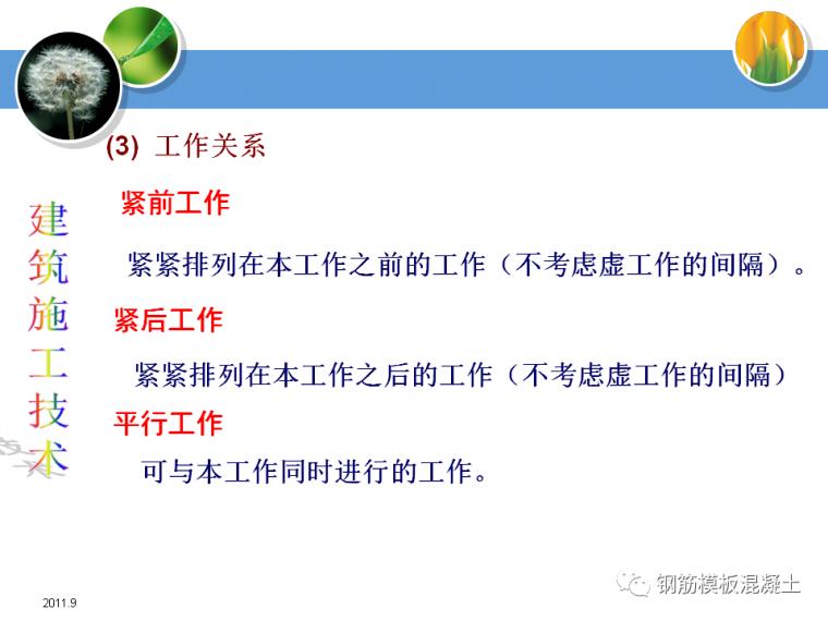 建筑施工技术培训课件(网络计划技术)_9