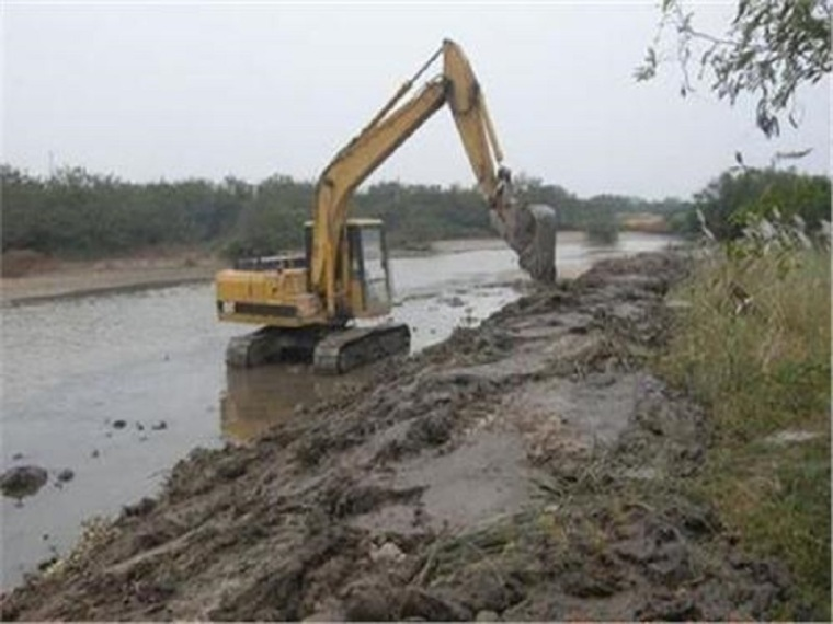 河道水力清淤工程施工组织设计