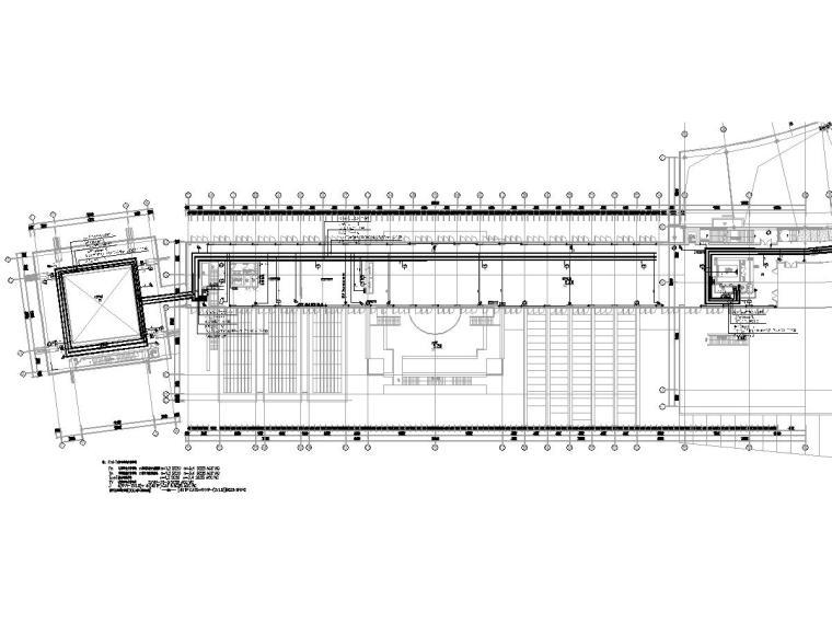 [山东]三层艺术湾美术馆电气施工图