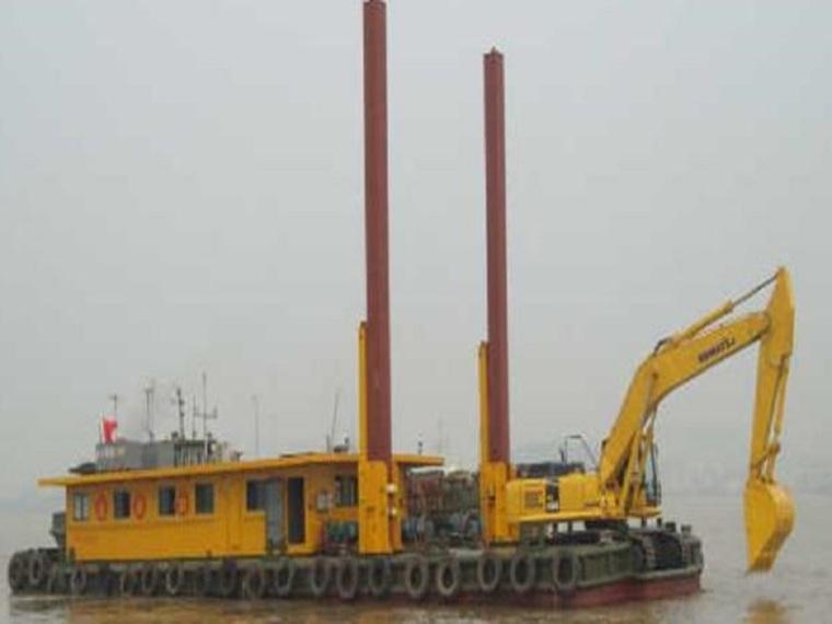 土方碾压与河道疏浚施工组织设计