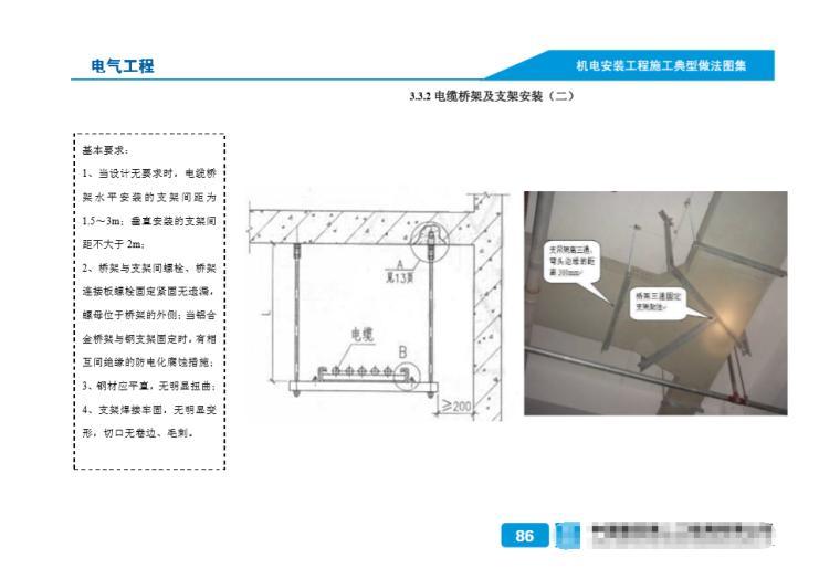 建筑机电安装工程标准化施工做法图集全!