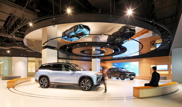 上海蔚来汽车用户体验中心-04-NIO-House_AS-Architecture-Studio