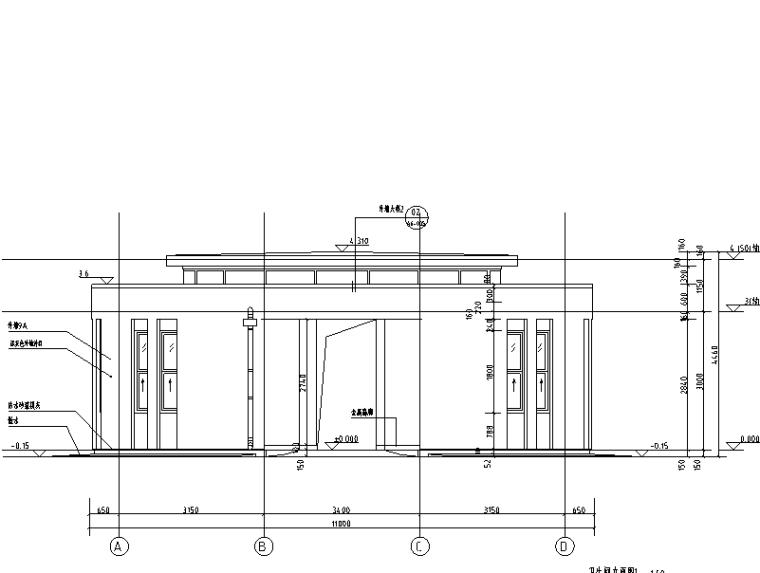 2016年体育场室外工程工程结算