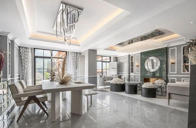 欧式二层豪宅资料下载-400㎡ 别墅,超纯粹的豪宅设计!