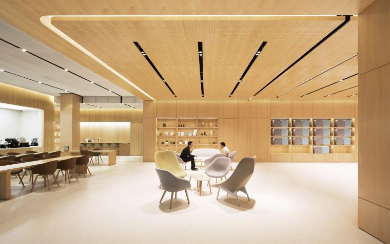 上海蔚来汽车用户体验中心-09-NIO-House_AS-Architecture-Studio