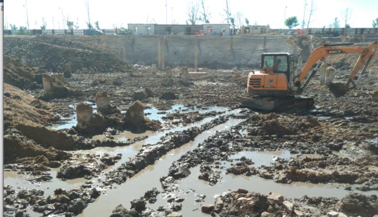 住宅工程地下室碎石褥垫层安全专项施工方案