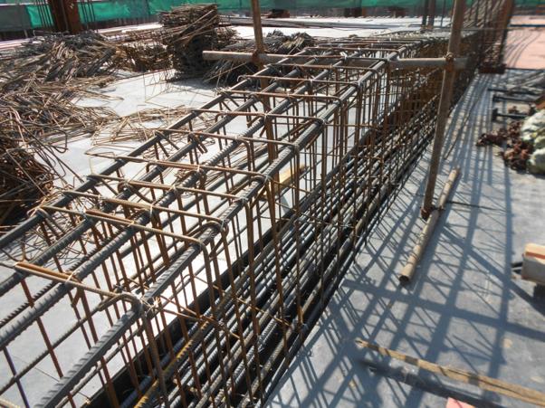 货量区钢筋工程施工技术交底培训讲义PPT