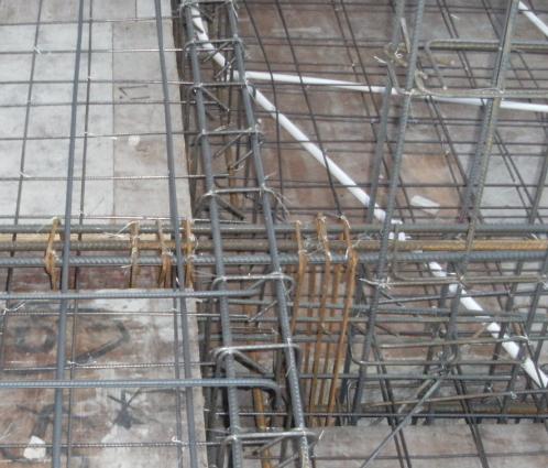 钢筋工程施工技术交底培训讲义PPT(图文)-55主梁在次梁口处未照常设置箍筋