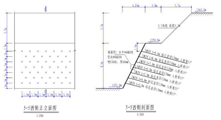 深基坑支护及土方开挖专项施工方案