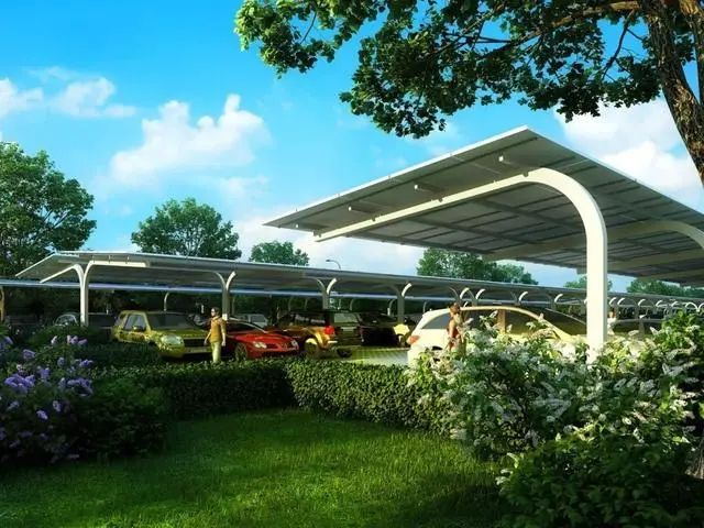 海淀首个自动驾驶汽车专用停车场6月底使用
