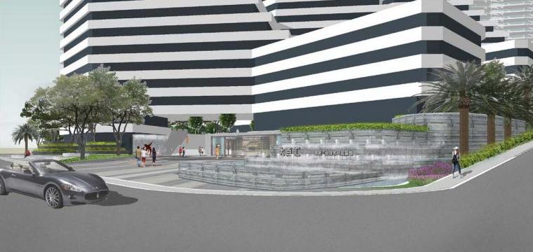[广东]高新技术产业园景观概念设计方案