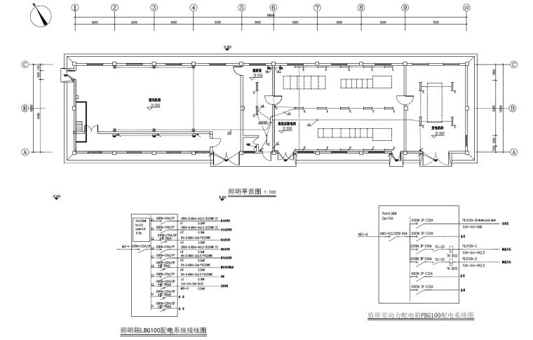 湖南污水处理厂改扩建电气及自控专业施工图