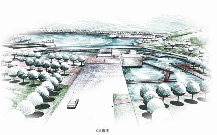 [湖北]历史纪念性旅游核心景区景观设计方案