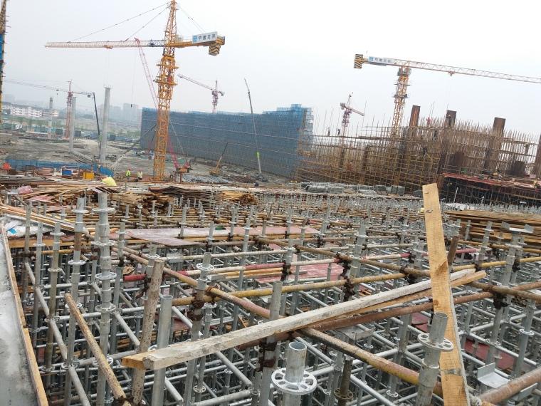 水雪综合体工程高大模板支撑体系施工方案-20180523_144130