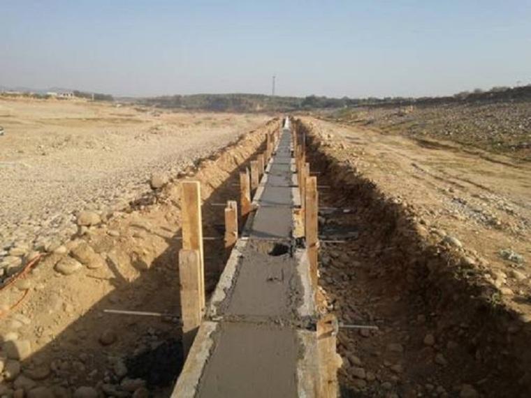 河道清淤工程与围堰工程施工安全方案