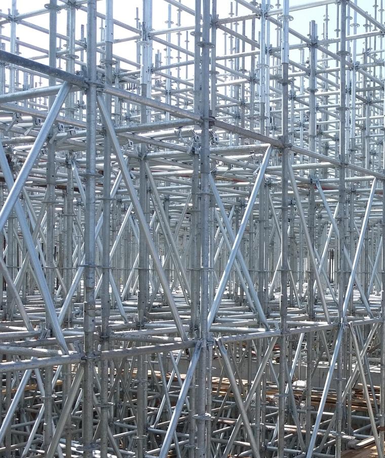 水雪综合体工程高大模板支撑体系施工方案-20180609_100659