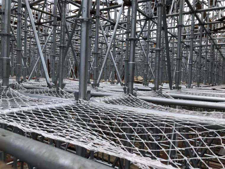 水雪综合体工程高大模板支撑体系施工方案-a2fefe864fdcfa504b4c45972773710