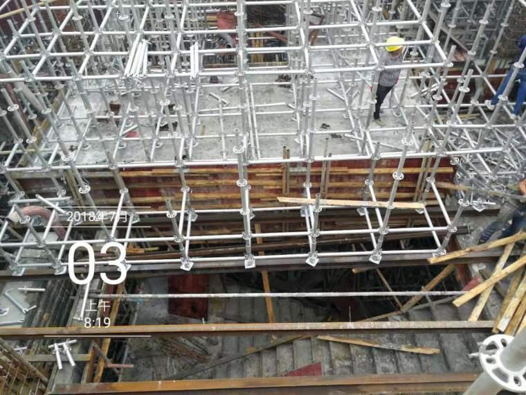 水雪综合体工程高大模板支撑体系施工方案-231d69dd2d60d179158fc2560cd72c6