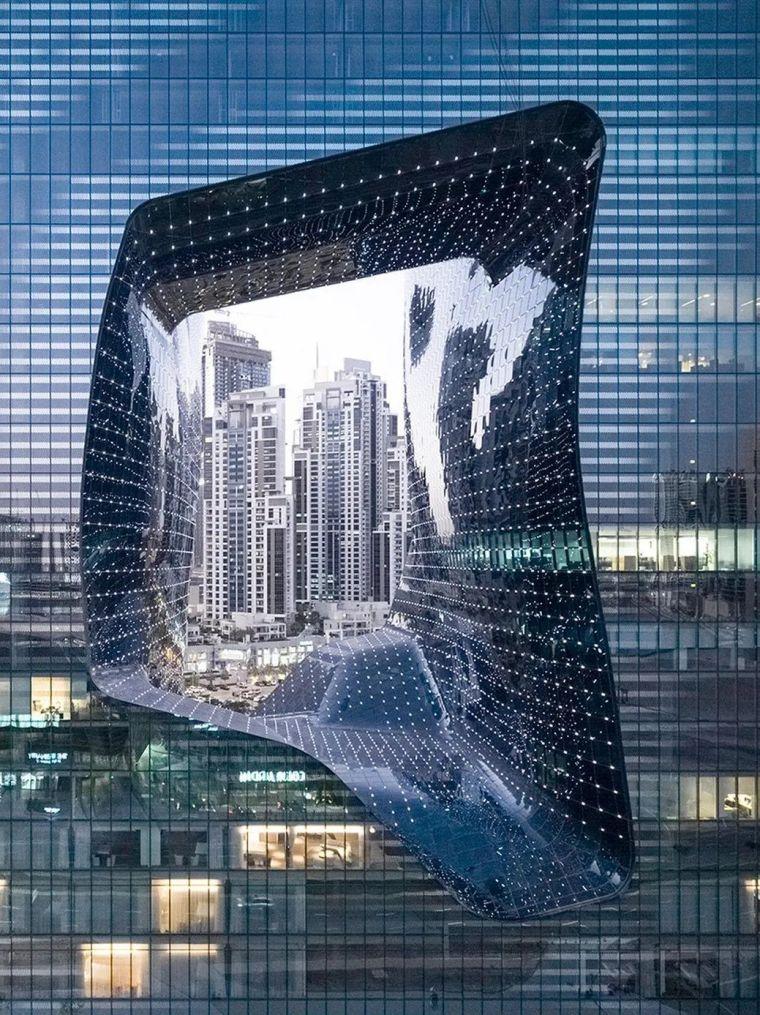 扎哈首个迪拜综合体|官方最全图纸MEhotel