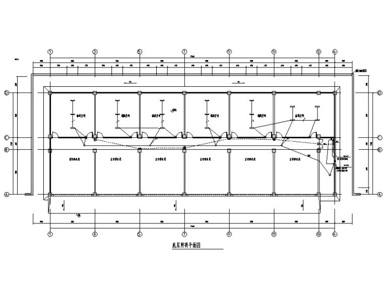 广联达BIM安装算量软件实例图纸及工程量