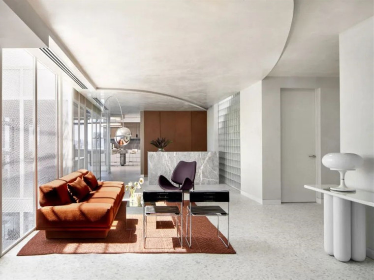 墨尔本建筑公司Cobild办公室