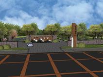 [河南]商业文化展示中心建筑模型设计